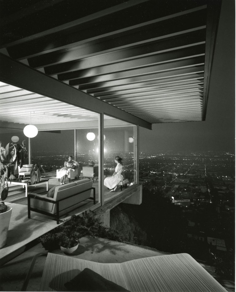 Visual Acoustics. The modernism of Julius Shulman