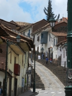 Callejuelas de Cusco / Cusco's streets