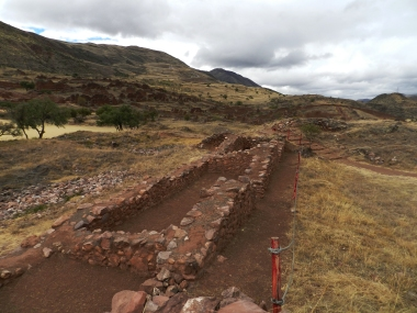 Pikillaqta's remains